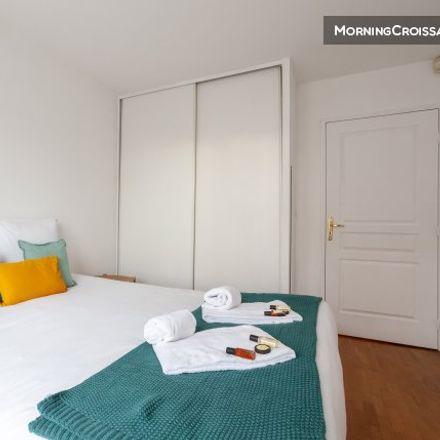 Rent this 1 bed apartment on Lyon in Clos-Jouve, AUVERGNE-RHÔNE-ALPES