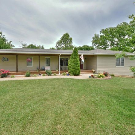 Rent this 4 bed house on Hwy T in Augusta, MO