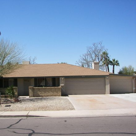 Rent this 4 bed house on 3016 South George Drive in Tempe, AZ 85282