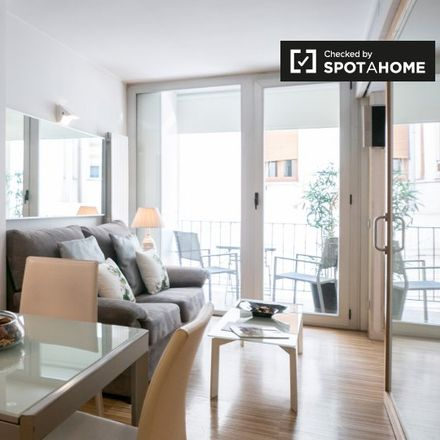 Rent this 2 bed apartment on Lidl in Plaza de Tirso de Molina, 16