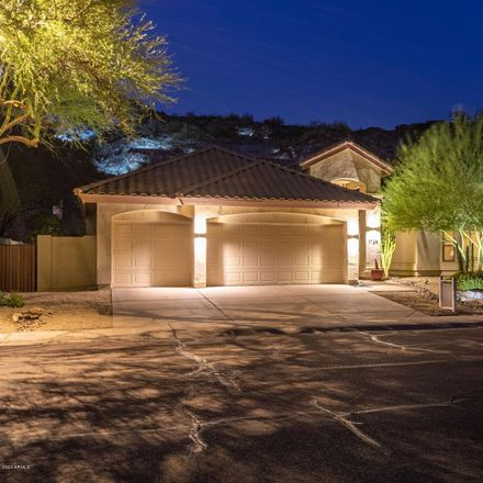 Rent this 4 bed house on 1724 East Cathedral Rock Drive in Phoenix, AZ 85048