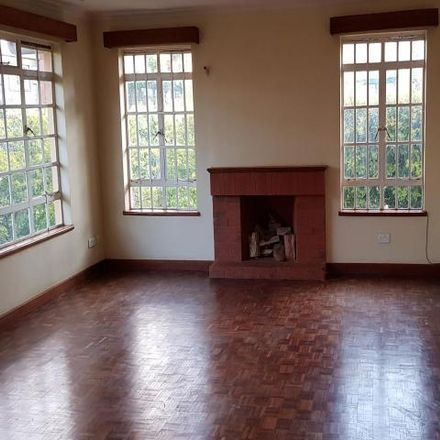 Rent this 4 bed house on Nairobi in 00100 -21613, Kenya