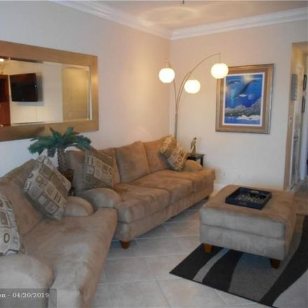 Rent this 1 bed condo on 2895 Northeast 32nd Street in Fort Lauderdale, FL 33306