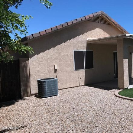 Rent this 3 bed house on 1365 East Rolls Road in San Tan Valley, AZ 85143