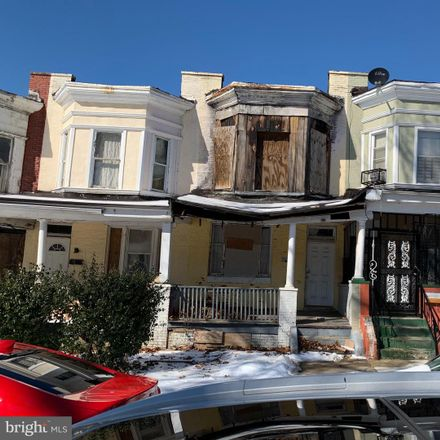 Rent this 3 bed townhouse on 2810 Keyworth Avenue in Baltimore, MD 21215