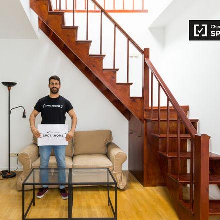 Rent this 1 bed apartment on Soho Boutique Congreso in Calle de Zorrilla, 28001 Madrid