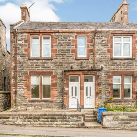 Rent this 2 bed apartment on Malcolm Street in Dunfermline KY11 4TG, United Kingdom