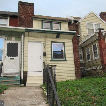 Rent this 3 bed townhouse on 340 West Berkley Street in Philadelphia, PA 19144