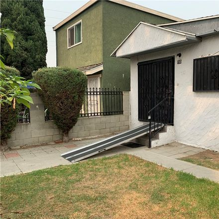 Rent this 2 bed house on 715 East 108th Street in Los Angeles, CA 90059