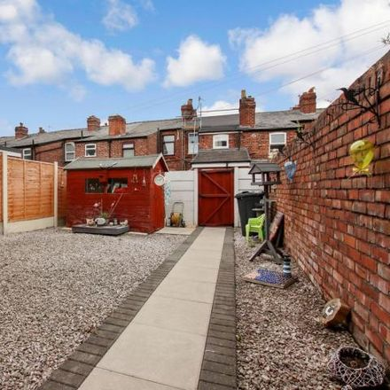 Rent this 3 bed house on Fife Road in Warrington WA1, United Kingdom