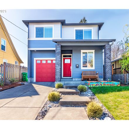 Rent this 5 bed house on 2832 North Farragut Street in Portland, OR 97217