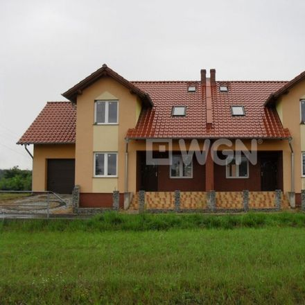 Rent this 5 bed house on Głogowska 2 in 59-340 Chobienia, Poland