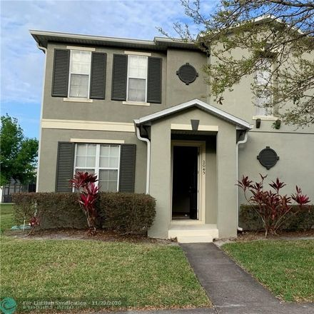 Rent this 3 bed house on Florida St in Orlando, FL