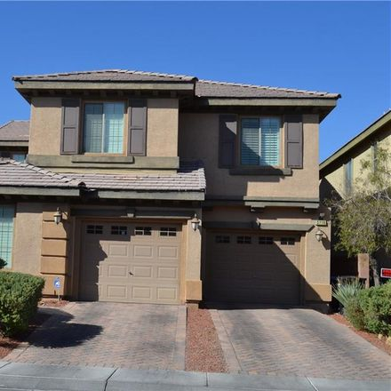 Rent this 4 bed house on Falls Way in North Las Vegas, NV