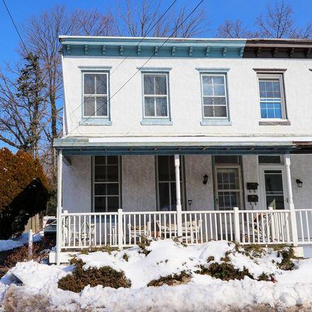 Rent this 3 bed townhouse on 59 East Montgomery Avenue in Hatboro, PA 19040