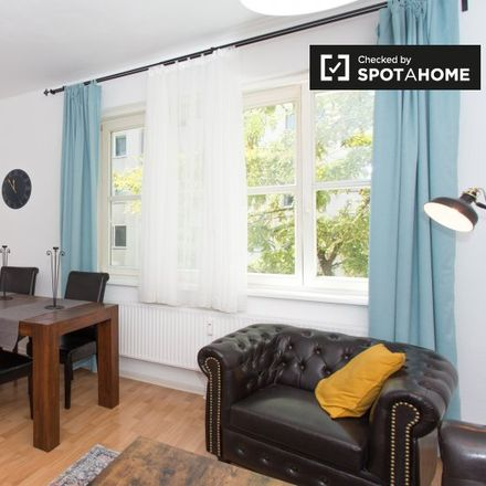 Rent this 1 bed apartment on Supamolly in Jessnerstraße 41, 10247 Berlin