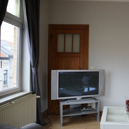 Rent this 1 bed apartment on Rue Général Gratry - Generaal Gratrystraat 14 in 1030 Schaerbeek - Schaarbeek, Belgium
