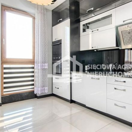 Rent this 4 bed apartment on Partyzantów 61B in 80-254 Gdansk, Poland