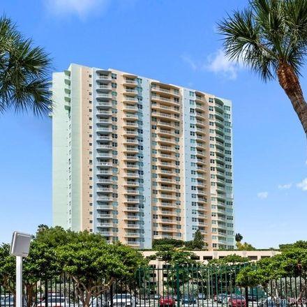 Rent this 2 bed condo on The Metropolitan in 2475 Brickell Avenue, Miami