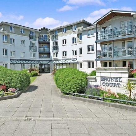 Rent this 1 bed apartment on Brunel Court in Harbour Road, Bristol BS20 7JH