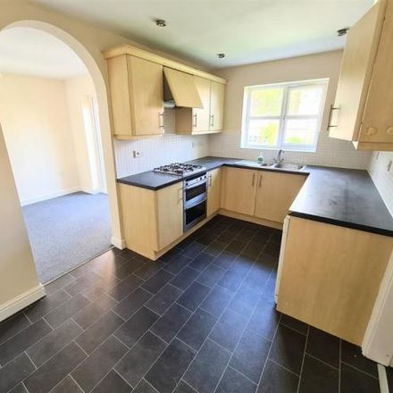 Rent this 4 bed house on Newmarket Close in Corby NN18 8QH, United Kingdom