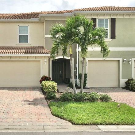 Rent this 2 bed townhouse on Tilbor Circle in Fort Myers, FL 33966