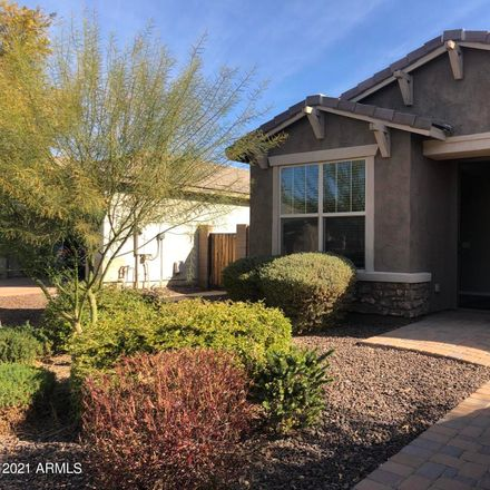 Rent this 3 bed house on 277 North Jesse Street in Chandler, AZ 85225