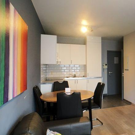 Rent this 1 bed apartment on Rue des Éburons - Eburonenstraat 89 in 1000 Ville de Bruxelles - Stad Brussel, Belgium