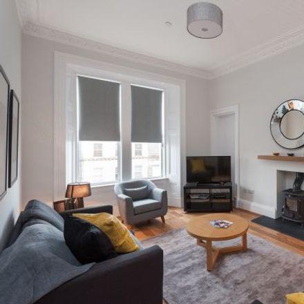 Rent this 3 bed apartment on 17 Brunswick Street in City of Edinburgh EH7 5HR, United Kingdom