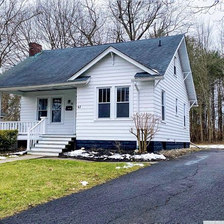 Rent this 3 bed house on 61 Washington Ave in Coxsackie, NY