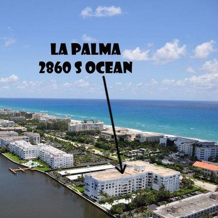 Rent this 1 bed apartment on 2860 South Ocean Boulevard in Boca Raton, FL 33432