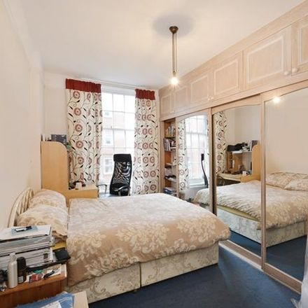 Rent this 2 bed apartment on Compton Mansions in Hunter Street, London WC1H 9RW