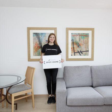 Rent this 1 bed apartment on Calle Josefa Herradón in 28001 Madrid, Spain