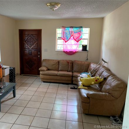 Rent this 3 bed house on 7105 Southwest 13th Terrace in Miami Terrace Mobile Home, FL 33144