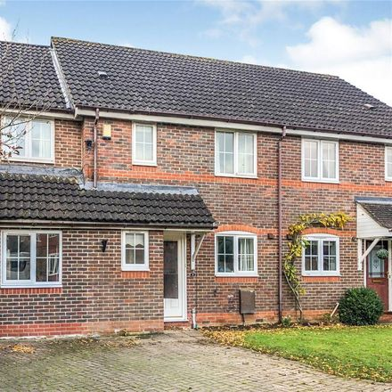 Rent this 4 bed house on Mallard Way in Aldermaston Wharf RG7 4UT, United Kingdom