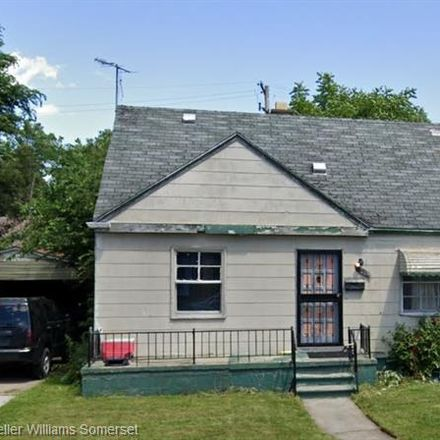 Rent this 3 bed house on 19210 Revere Street in Detroit, MI 48234