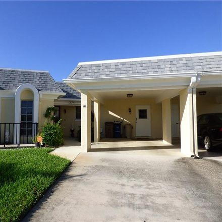 Rent this 2 bed townhouse on 10 Regency Court in Lehigh Acres, FL 33936