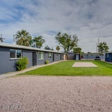 Rent this 1 bed apartment on 1231 North Oleander Street in Tempe, AZ 85281