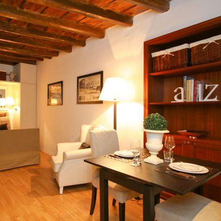 Rent this 1 bed apartment on Rione VIII Sant'Eustachio in Via del Teatro Valle, 00186 Rome RM