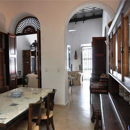 Rent this 1 bed apartment on Cll del Sol in San Juan, PR