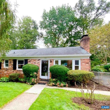 Rent this 3 bed house on 108 Hilton Drive in Charlottesville, VA 22903