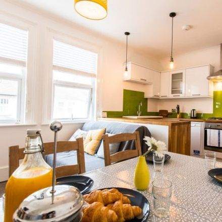 Rent this 2 bed apartment on Goldstone Road in Hove BN3 3RQ, United Kingdom