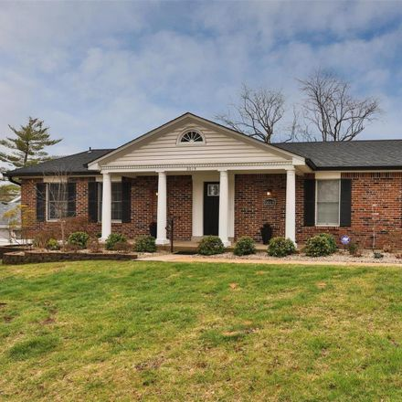 Rent this 3 bed house on 2015 Claymills Drive in Chesterfield, MO 63017