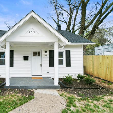 Rent this 2 bed house on 3717 Wells Avenue in Mount Rainier, MD 20712