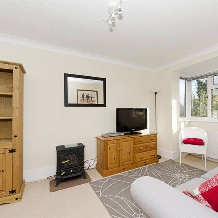 Rent this 1 bed apartment on Wormsley Crescent in Wycombe HP14 3TS, United Kingdom