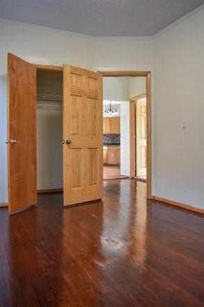 Rent this 2 bed townhouse on 63 West 14th Street in Bayonne, NJ 07002