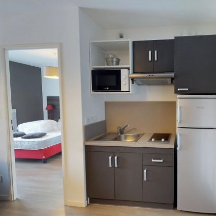 Rent this 1 bed apartment on 34 Rue de la Longue Chasse in 59300 Valenciennes, France