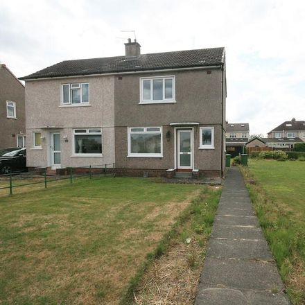 Rent this 2 bed house on St Matthew's Primary School in Belvidere Crescent, Bishopbriggs