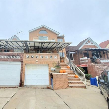 Rent this 6 bed townhouse on 1407 Shore Parkway in New York, NY 11214