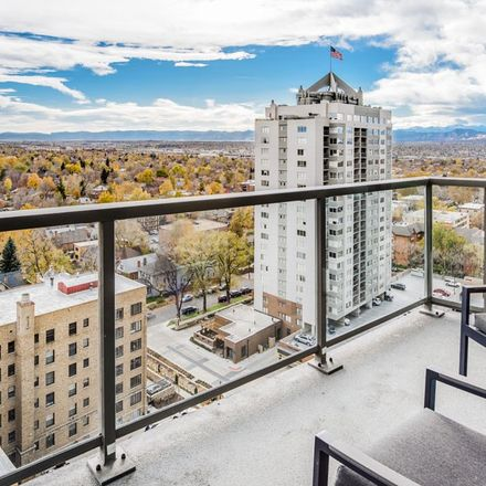 Rent this 2 bed apartment on 701 South University Boulevard in Denver, CO 80209